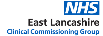 East Lancs CCG Logo