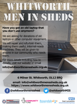 laptop repair flyers