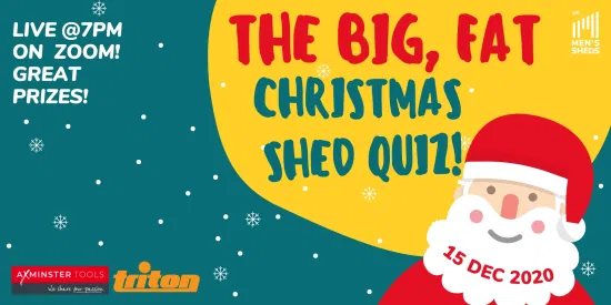 Christmas Shed Quiz