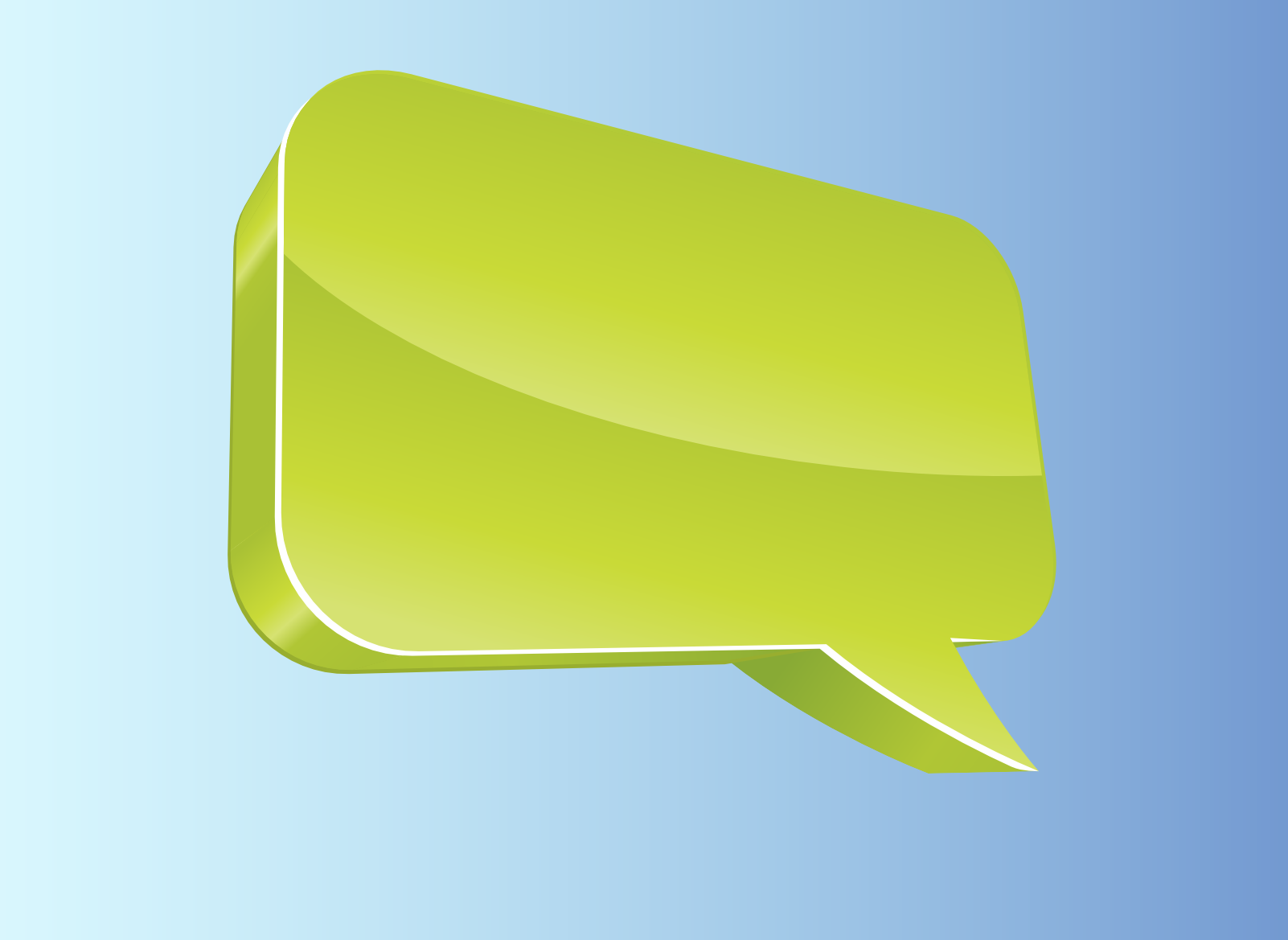live-chat speech bubble